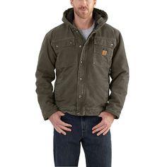 Carhartt Men's Bartlett Jacket - XL Tall - Moss