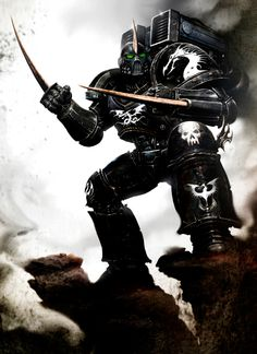 wh40khq: The Black Dragons are one of the Loyalist Space Marines Chapters created during the Cursed 21st Founding; their gene-seed is suspected of having originated with the Salamanders. The Black Dragons were censured by the Inquisition due to the mutation of the Chapter's gene-seed, especially the Ossmodula, which causes certain Astartes of the Chapter to develop blade-like outgrowths of bone on the head and forearms and to grow long, poisonous fangs. The Black Dragons' obvious physical…