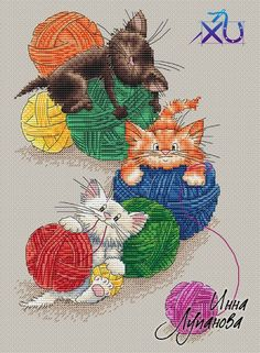 Thrilling Designing Your Own Cross Stitch Embroidery Patterns Ideas. Exhilarating Designing Your Own Cross Stitch Embroidery Patterns Ideas. Cross Stitch Thread, Cat Cross Stitches, Cross Stitch Needles, Cute Cross Stitch, Cross Stitch Animals, Cross Stitch Kits, Counted Cross Stitch Patterns, Cross Stitch Designs, Cross Stitch Charts