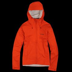 UNIONMADE - Patagonia - Torrentshell Jacket in Electric Orange