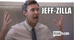 Can you be a bride-zilla if the wedding isn't yours? Jeff Lewis might prove that the answer is yes. . .