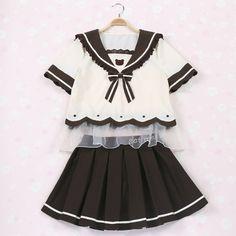 perfect school uniform