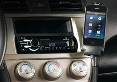 Crutchfield checks out the Sony App Remote that lets you control your stereo with your smartphone. #Sony #app #CarAudio #CarReceiver #iPhone