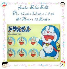 Tissue Wangi Doraemon Yellow Type2 (Rp 2.700,-)