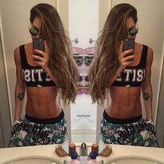 Camila Guper #motivation #eutodetpm #vamosanimarodia #mylifestyle #homesweethome Look @labellamafiabrasil