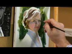 Painting Lesson - Infused Light - YouTube