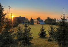 Capture Minnesota Photo Contest - Early summer morning sunrise by Dave Hauge