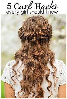 ... on Pinterest How to do hairstyles, Flower girl hair and Twisted bun