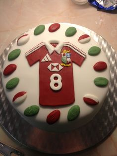 Cake Decorating Materials Uk : cakes sports on Pinterest Rugby Cake, Sport Cakes and ...