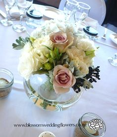 Auckland and North Shore wedding flowers. Flowers for venues, events and tables, in a price range to suit your budget