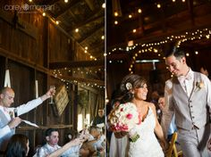 Galleano Winery Wedding. Erin and Clinton. Barn Wedding Toast.  Congratulations!