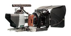 @movcam #bmcc (Blackmagic Cinema Camera) cage @CVPgroup
