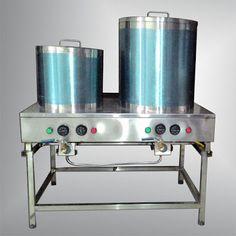 Nồi nấu phở: Nồi nấu phở dùng gas và điện NP-G3050L2