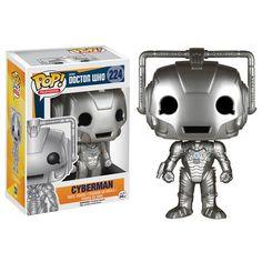 *PRE-ORDER Doctor Who Pop Vinyl Figure - Cyberman