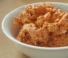 Rezept Tomate-Feta-Aufstrich von LiselottevonKnotte - Rezept der Kategorie Saucen/Dips/Brotaufstriche