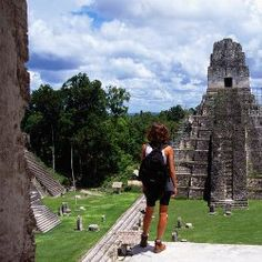 Top 10 stops for Central America!  I want to travel to all of these sites on a backpacking trip!