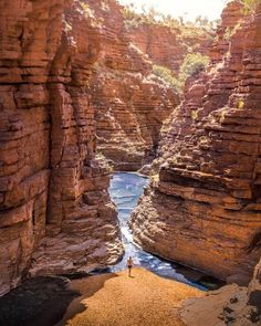 Karijini National Park (Western Australia) by Niklas Christl (@niklas.christl) on Instagram