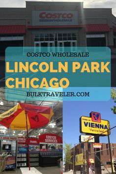 take a trip to Costco Lincoln Park Chicago, which is the only Costco ...
