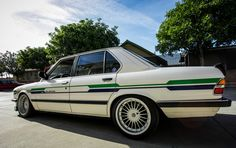 BMW E28 Alpina B9 3.5