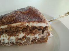 Mandel – Creme Torte #vegan