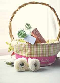 Project Nursery - Free Printable Easter Carrot Box by Itsy Belle - Project Nursery