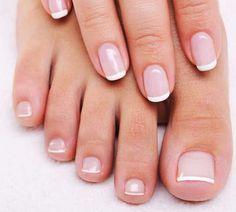 Die 72 Besten Bilder Von Franzosische Manikure Pretty Nails Cute