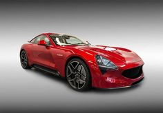 The TVR company belonging to the Russian has released the new sports car