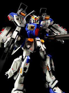 Gundam F-90 Destroy Type
