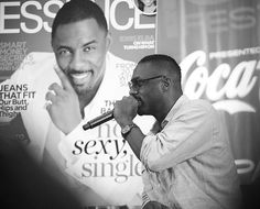 Sexy and Single: Yup.that's Idris Elba Most Beautiful Man, Black Is Beautiful, Gorgeous Men, Hot Black Guys, Weak In The Knees, Idris Elba, People Magazine, Fine Men, Male Form
