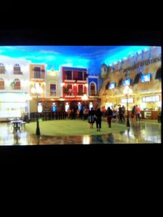 Movie theather in PR
