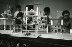 Okohaus (1988), Berlin, FREI OTTO Y HERMAN KENDELL