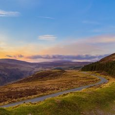 """photo: """"The Sally Gap, Co. Wicklow, Ireland Taken by Semmick Photo Road Trippin, Sally, Ireland, Gap, Country Roads, Mountains, Landscape, Travel, Instagram"""
