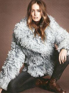 First Look: Gucci Fall 2014 Campaign with Natasha Poly, Anja Rubik + More