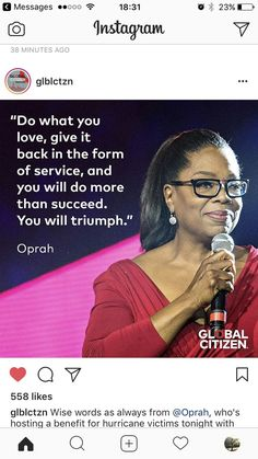 Leadership Tips And Advice Direct From The Pros Good Quotes, Oprah Quotes, Life Quotes, Change Quotes, Quotes Quotes, Aging Quotes, Girly Quotes, Attitude Quotes, Qoutes