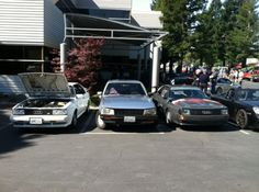Last Saturday, Bay Area Hoons caravanned from Oakland to the Santa Cruz Mountains for the Canepa Cars