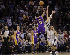 NICK YOUNG GAME WINNER OVER SPURS