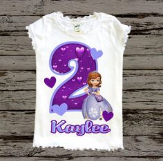 Hey, I found this really awesome Etsy listing at https://www.etsy.com/listing/238772215/sofia-the-first-birthday-shirt-sofia