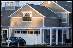 Pvc Trim, Cell Structure, House Paint Exterior, Exterior Colors, House Painting, House Colors, Craftsman, Compact, Law