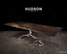 Hudson Furniture Inc. takes solid wood furniture to the next level with their collection.All Hudson furniture is available in custom dimensions