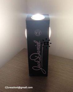 LampAlcool Bottoni Eleganti e raffinati bottoni di luce.