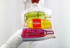Hema bag #packaging #design