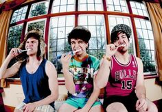 The Midnight Beast.because a clean midnight beast is a good midnight beast! The Midnight Beast, Gentleman, My Love, Music, People, Image, Favorite Things, My Boo, Musica