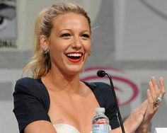 blake lively updo hair 25 Sexy Blake Lively Hairstyles