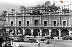 Fotos de Monterrey, Nuevo León, México: Antiguo Palacio Municipal de Monterrey