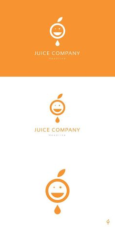 Juice company logo - Professional logo design, modern and stylish - Full editable - Vector - CMYK — ready to print - Free font used Free fonts links: --- What Is Quinoa, How To Cook Quinoa, Juice Company, Company Logo, Juice Logo, Quinoa Benefits, Smoothies, Smoothie Recipes, Dreams