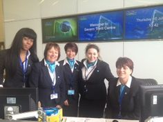 The Severn Trent Front of House Team were nominated for the 'Best Team' award. The team at Severn Trent were nominated for their MITIE star after the Account Director for the contract received numerous complements from customers highlighting just how exceptional the team are, day after day.