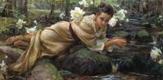 Spiritual Series-Quiet Waters