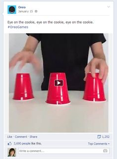 #Facebook Posts: 9 Examples That Work vs. 4 Examples That Don't | via #BornToBeSocial