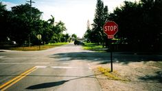 #STOP  # on the road