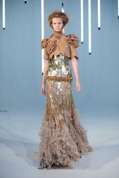 Jan Taminiau  Haute Couture A/W 2011-12. Paris Haute Couture Week.
